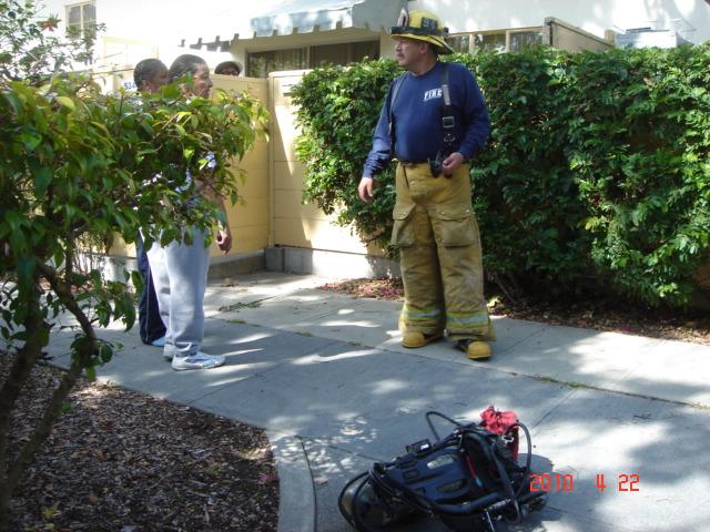 Twinkee fire Los Angeles